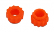 Damper Neon Orange 500 - Hard - for the Trex 500E