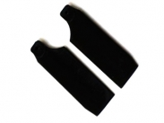 FUSUNO 62mm Black Plastic Tail Blade 62 mm - 450 sizes