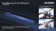 Feathering Shaft Wrench