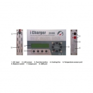iCharger 208B 350W-8S Lipo max 20A