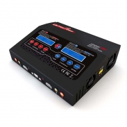 Ultra Power UP400AC Duo Charger 400/200W, 2x6S Lipo, internal power supply