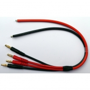 Power output cable (dual channel) for 4010DUO, 350mm