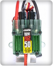 Castle EDGE 50 Brushless ESC
