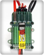 Castle EDGE 75 Brushless ESC