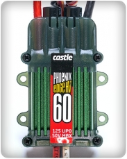 Castle EDGE HV 60 Brushless ESC