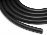 Silicone Draad 8AWG zwart (per 10 cm)