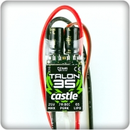 Castle Talon 35, 25V 35 AMP ESC with Heavy Duty BEC
